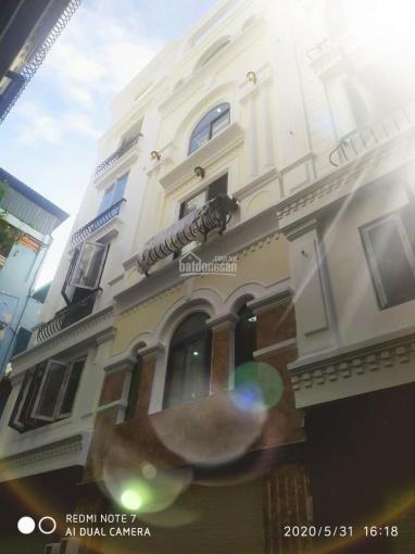 HXH, ô tô vào nhà, CHDV, 10 phòng, 6 tầng, thang máy, Hoàng Văn Thụ, Phường 8, Phú Nhuận ảnh 0