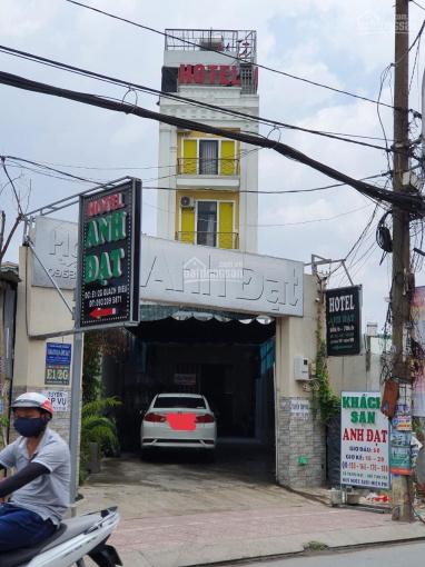 Chính chủ cần bán khách sạn mặt tiền đường Quách Điêu, Vĩnh Lộc A, Bình Chánh. LH: 0963328689 ảnh 0
