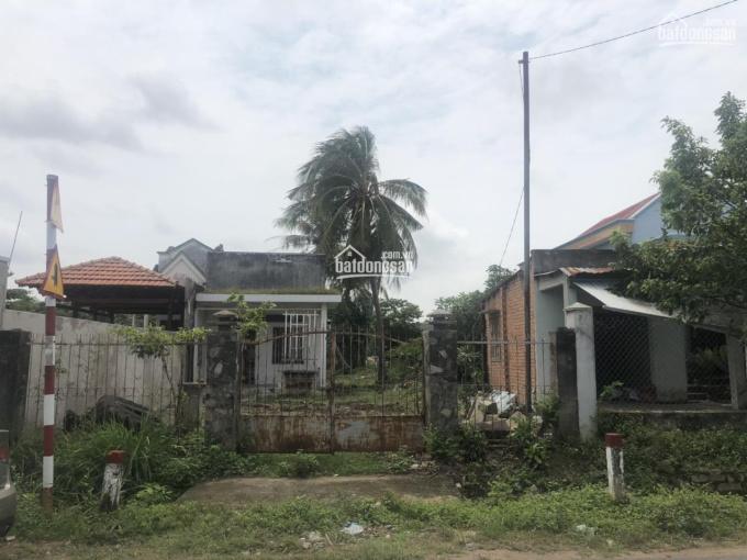 Hot chính chủ bán lô đất lớn 2 mặt tiền đường Hương lộ 14 tách thửa, trung tâm H. Long Điền ảnh 0