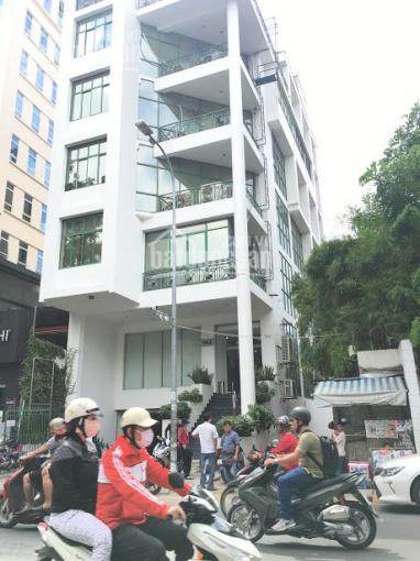 Bán nhà mặt tiền Nguyễn Trãi, Phường 3, Quận 5, DTCN: 86m2. Nhà 4 tầng HĐT: 120tr/tháng ảnh 0