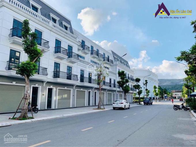 Cần bán lại căn góc 2 mặt tiền, diện tích 165m2 trên tiểu khu Phú Gia Nam Tiến Lào Cai ảnh 0