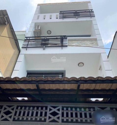 Cho thuê nhà hẻm 7m Phan Huy Ích, P. 15, Tân Bình gần ngã 3 Trường Chinh 2 lầu ảnh 0