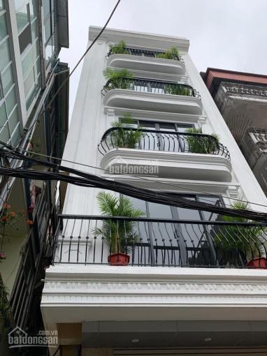 Bán nhà Hoàn Kiếm - Lý Nam Đế, 6 tầng thang máy, đã hoàn thiện xong, 40m2 giá 13.5 tỷ - 0946689629 ảnh 0