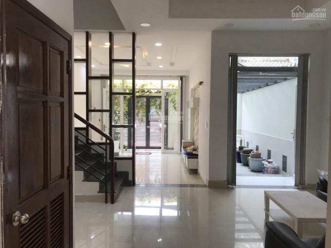 Bán nhà biệt thự mới 100% mặt tiền đường KDC Cao Lỗ, tặng hết nội thất Châu Âu ảnh 0