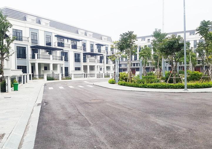 Bán suất ngoại giao Đông Nam 176m2 liền kề Garden City 62,5tr/m2, view 2 công viên, đã hoàn thiện ảnh 0