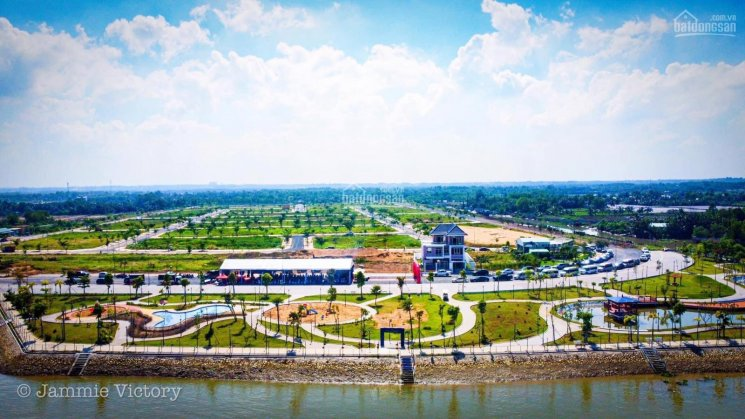 Bán đất dự án Nhơn Trạch, nằm sát Vành Đai 3, view sông Đồng Nai ảnh 0