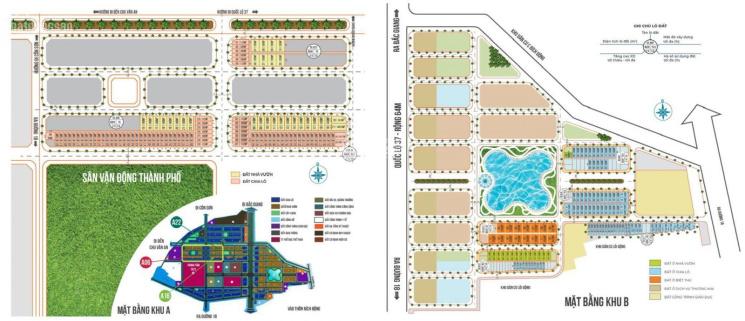 Đất nền Chí Linh Palm City Hải Dương, mặt đường Quốc Lộ 37 ảnh 0