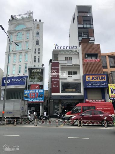 Cần bán nhà 2 mặt tiền Hoàng Văn Thụ, P. 8, Q. Phú Nhuận DT 6.15x18m NH 10m 3 lầu, Giá bán 33.5 tỷ ảnh 0