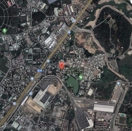 Nhà mặt tiền kế bên BX Miền Đông mới, trạm Metro số 1 giá chỉ 4,2 tỷ TL ảnh 0