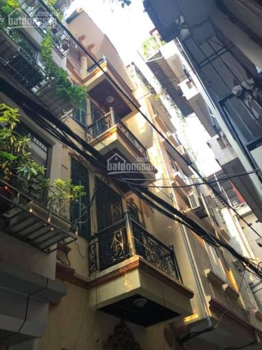 Chính chủ bán nhà phân lô ô tô phố Kim Mã Ba Đình DT 42m2, 4 tầng, MT 4m, giá 6.9 tỷ LH: 0946911386 ảnh 0