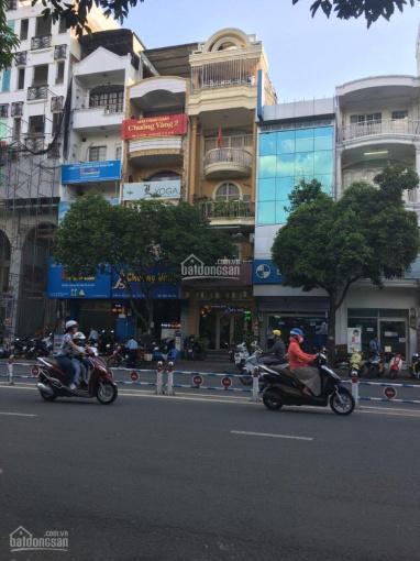 Bán gấp nhà mặt tiền KD đoạn Nguyễn Tri Phương - Nguyễn Trãi, P. 7, Q. 5 DT: 92m2 giá 33 tỷ đồng ảnh 0