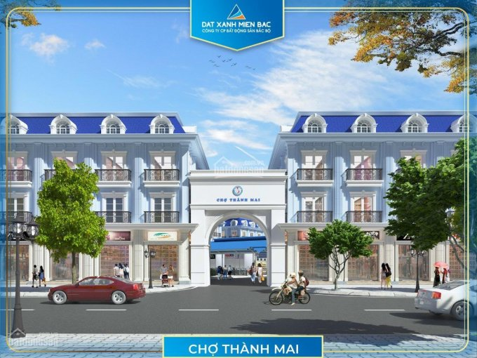 Ra mắt dự án chợ Thành Mai - Cơ hội đầu tư siêu lợi nhuận LH 0961979116 ảnh 0