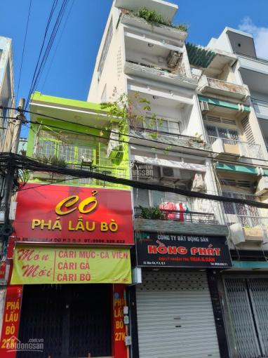 Bán nhà mặt phố đường Lê Thị Riêng, DT 4x14m, 3 tầng, giá 30,5 tỷ ảnh 0