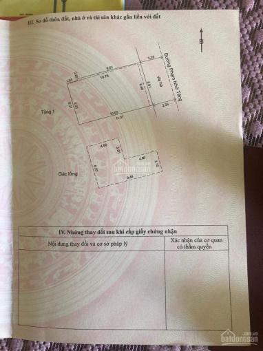 Bán đất mặt tiền Phạm Nhữ Tăng, DT: 6.5 x 12m, vị trí đẹp, kinh doanh đường 7m5 ảnh 0