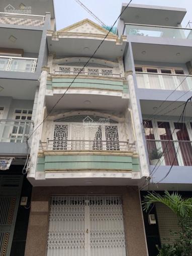 Nhà 3.5 tấm vị trí tuyệt đẹp HXT 8m đường Thái Phiên P2 Q11 ảnh 0