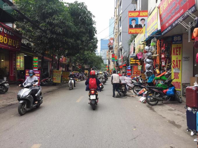 Bán nhà mặt phố Yên Hòa, Cầu Giấy, gần Nguyễn Khang, kinh doanh rất tốt. DT 38m2, chỉ 6.8 tỷ ảnh 0