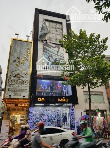 Bán nhà mặt tiền Nhật Tảo - gần Lý Thường Kiệt, DT: 6.6m x 13m, 1 trệt, 3 lầu ảnh 0