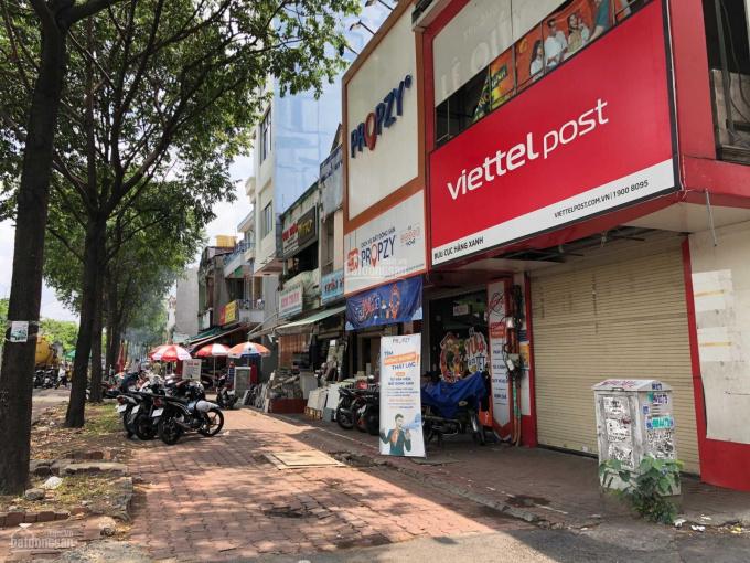 Nhà góc MT Điện Biên Phủ 5x10m 1T - 1L cầu thang cuối làm VPĐD, công ty, shop ảnh 0