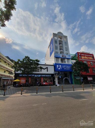 Bán nhanh tòa nhà kinh doanh đường Hoàng Văn Thụ, 5 tầng giá 23.5 tỷ cho thuê 50tr/th ảnh 0