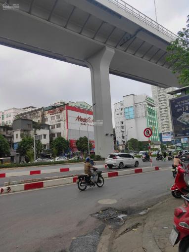 Bán nhà phố Trường Chinh - 65m2 - 5 tầng - 9.4 tỷ - Lô góc - Vỉa hè - Gara ô tô - LH 0906.538986 ảnh 0