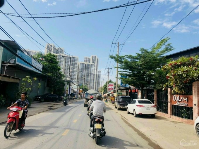 Hàng Hiếm: MTKD buôn bán đa nghề Nguyễn Xiển, ngay Vinhome, 6x22m=135m2, 3 tầng gía 10.8 tỷ ảnh 0