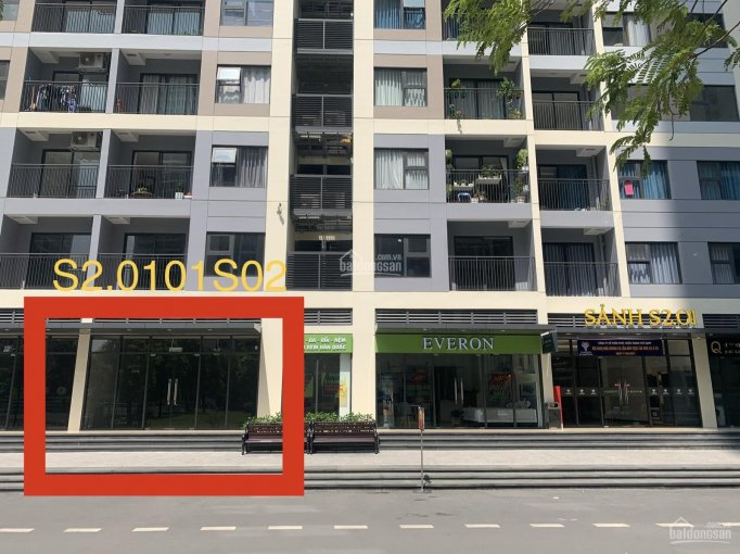 Chính chủ cần bán Shophouse Vinhomes Grand Park 59m2 9,3 tỷ TL, gọi ngay 0969905655 ảnh 0