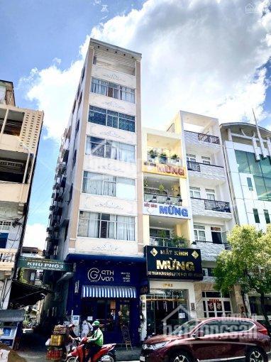 Bán nhà MT đường Nguyễn Thiện Thuật, P1, Q3, DT: 4x17m 5 lầu, HĐ thuê 90 tr/th. Giá bán: 31,9 tỷ TL ảnh 0