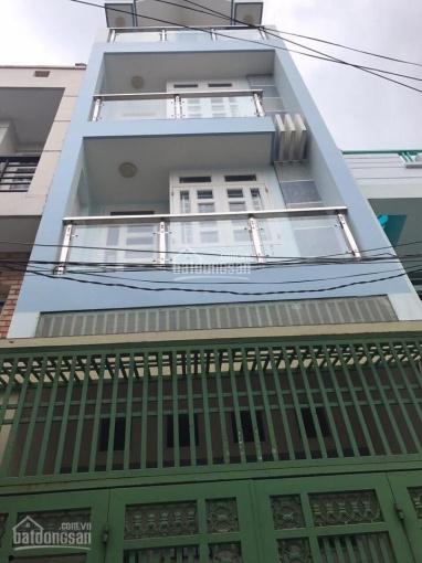 Cho thuê nhà HXH 2/8A Quách Văn Tuấn, P12, Q. Tân Bình gần đường C18, Cộng Hòa ảnh 0
