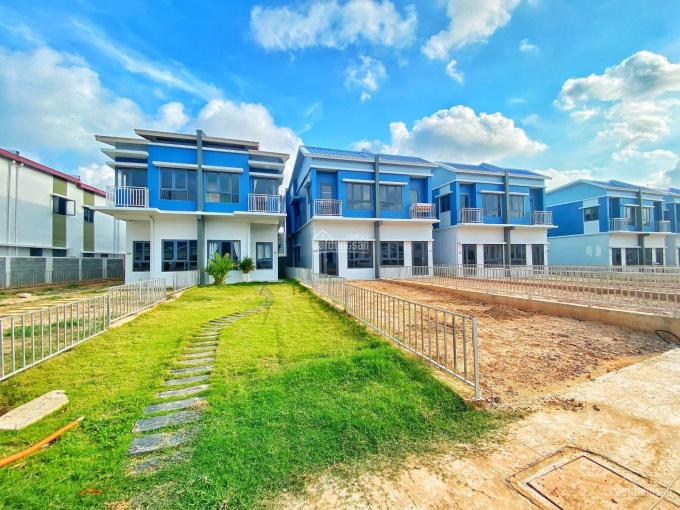 Bán nhà biệt thự 1 trệt 1 lầu 75m2 giá chỉ 1 tỷ 530tr đối diện trường Đại học Quốc Tế Việt Đức ảnh 0
