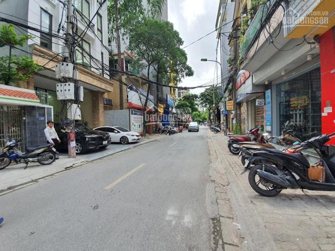 Tòa nhà văn phòng phố Lê Trọng Tấn, 7 tầng, thang máy, ô tô tránh, thiết kế hiện đại 70m2 13.3 tỷ ảnh 0