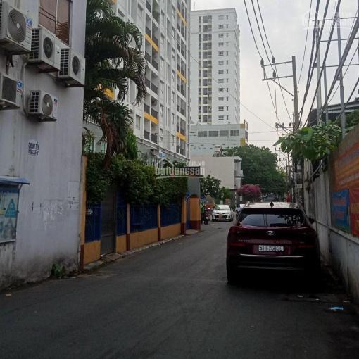 Bán nhà Lũy Bán Bích, Tân Phú, sau ĐH Hồng Bàng, 9,2m x 28m, 2 tầng, chỉ 18,7 tỷ (64tr/m2) ảnh 0