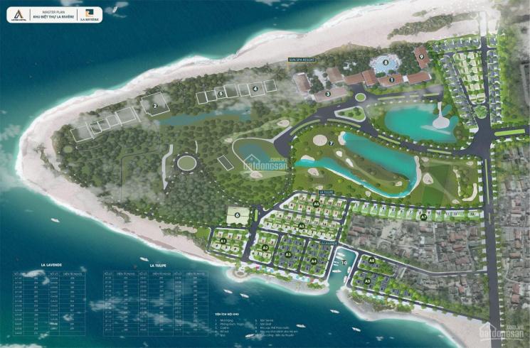 Nhật Lệ Riverside ( La Rivière) - Biệt thự biển sổ đỏ lâu dài đẳng cấp bán đảo Bảo Ninh, Quảng Bình ảnh 0