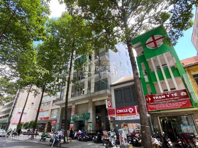 Cần cho thuê mặt tiền Nguyễn Công Trứ, phường Nguyễn Thái Bình, quận 1, 7*20m, T3L, giá 90 triệu ảnh 0