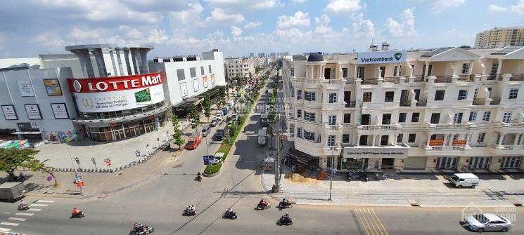 Cho thuê nhà CityLand Park Hills, phường 10, đường số 3, đối diện Lotte Mart, giá 55 triệu/th ảnh 0