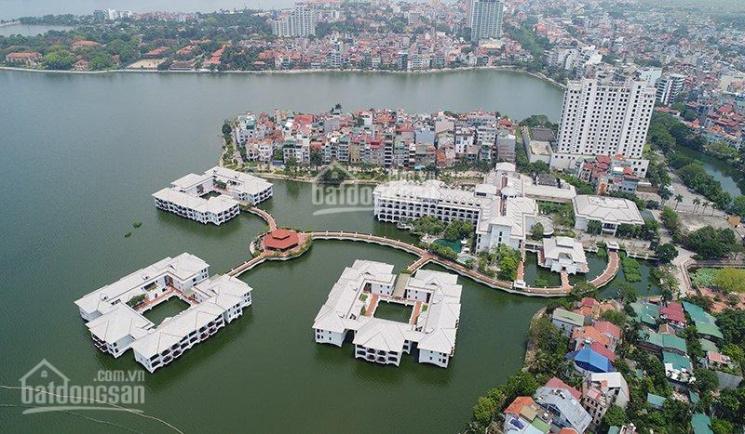 Bán nhà mặt phố Quảng An - view hồ Tây - 107m2 - 5 tầng thang máy - MT 8m - giá 60 tỷ ảnh 0