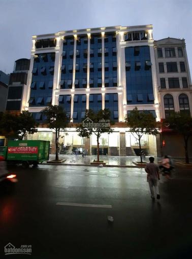 Cho thuê nhà phố Thái Thịnh, lô góc 8.5 tầng mặt tiền 18m ảnh 0