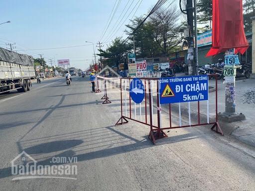 Cần bán gấp lô đất mặt tiền DT743 gần ngay chợ Phú Phong ảnh 0
