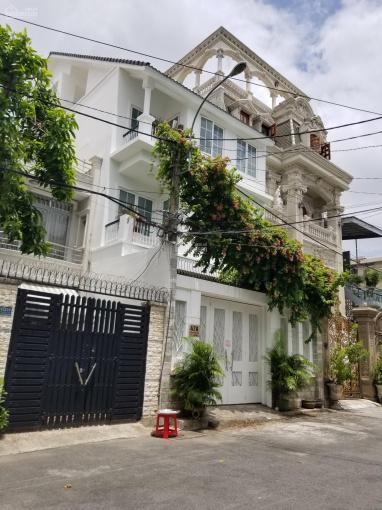 Nhà hẻm sang, hẻm số 8 Nguyễn Trãi, Phường 3, Quận 5. DT: 14.5m x 18m, được xây hầm 4 lầu ST ảnh 0