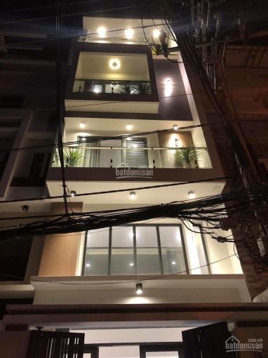 Cho thuê nhà 14/12A Kỳ Đồng, Quận 3, bãi xe rộng rãi ngay bên cạnh nhà ảnh 0