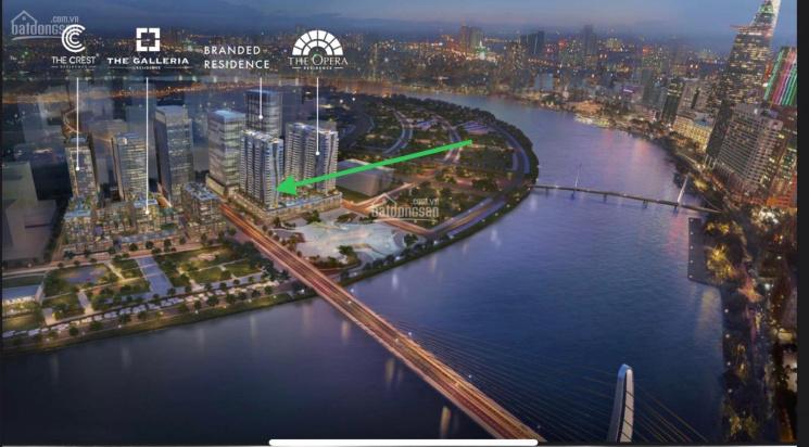 Chính chủ bán 4PN view sông, Bitexco đẹp nhất The Opera/Sang tên trực tiếp CĐT. Chỉ TT 25% ảnh 0