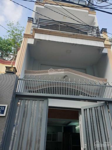 Nhà bán 519/ Âu Cơ, Phường Phú Trung, Quận Tân Phú ảnh 0
