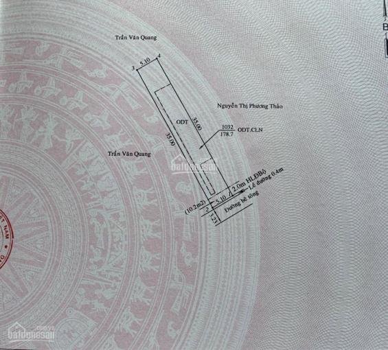 Bán đất sát KDC Hiệp Thành 1, đường số 1 đi vào, đất đẹp giá tốt, hướng Đông Nam ảnh 0
