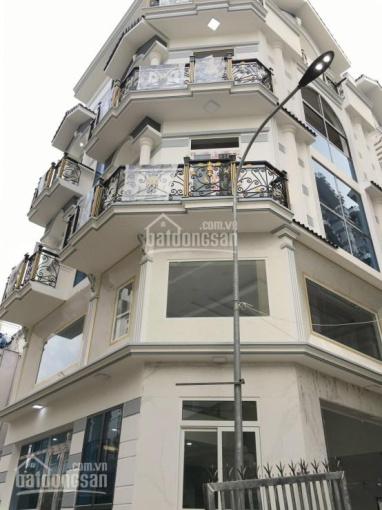 Bán nhà chính chủ sổ hồng riêng 1 trệt 4 lầu, 5PN, 5WC đường Tạ Quang Bửu quận 8. LH 0387525847 ảnh 0