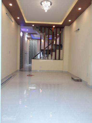 Nhà đẹp diện tích sàn 113m2 - đường rộng 8m - khu vực an ninh - tiện ở và cho thuê - Q12 ảnh 0