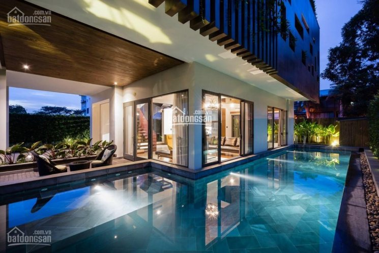 Bán biệt thự đơn lập Nam Thiên khu Cảnh Đồi có hồ bơi-thang máy, Phú Mỹ Hưng, Quận 7. LH 0912264368 ảnh 0