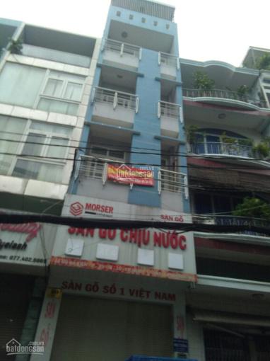 Bán nhà MT đường Nguyễn Trãi, P2, Quận 5 (đoạn 2 chiều) 4 lầu, chỉ 21.5 tỷ ảnh 0