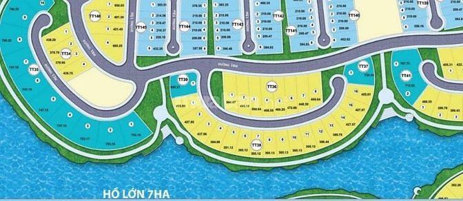 Chính chủ bán biệt thự DT 210m2 và 500m2 Sudico Nam An Khánh Hoài Đức, Hà Nội, SĐT 0983998255 ảnh 0