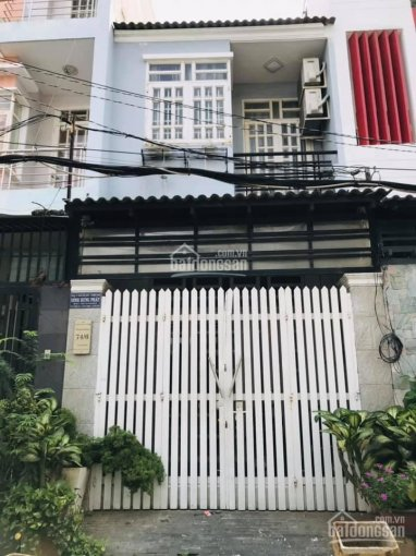 Bán nhà mặt tiền đường Lê Niệm, P Phú Thạnh, DT 3,5mx19m, giá 6,5 tỷ ảnh 0