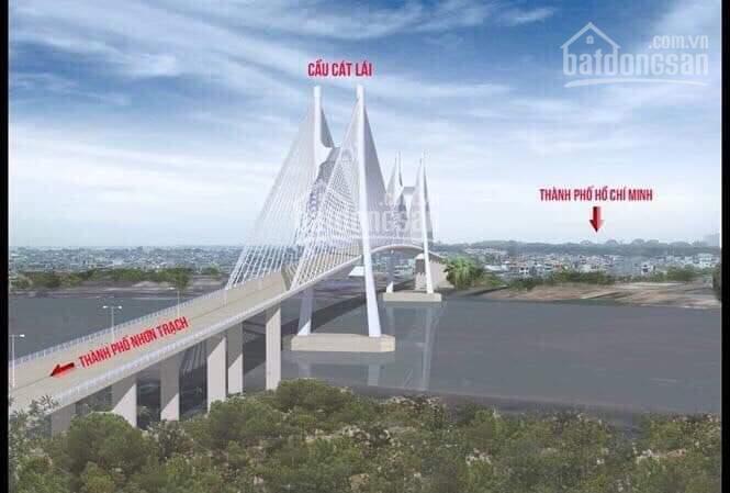 Đất mặt tiền đường 25C kết nối tới sân bay QT Long Thành, giá rẻ chỉ 1,1 tỷ/nền, LH: 0938960704 ảnh 0