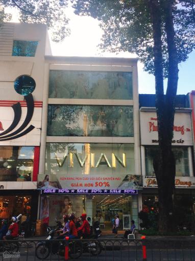 Bán nhà mặt tiền đường Trần Quang Khải, Quận 1, DT 4.2x19.5m, 82m2, trệt 3 lầu, HĐ thuê 70 triệu/th ảnh 0